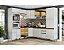 Cozinha modulada 8 peças 100% MDF  Itália - Casamia - Imagem 1