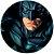Tapete Zord Batman - Modelo 3 - Imagem 1
