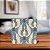 Azulejo Decorativo Art Deco 1 - Imagem 1