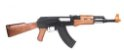 RIFLE AIRSOFT CYMA AK47 - Imagem 1
