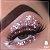 Glitter Flocado Cor CHUVA DE GLAMOUR - Imagem 1