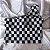 Cropped Ombro Só - Quadriculado - Imagem 2