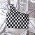 Cropped Ombro Só - Quadriculado - Imagem 3