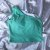 Cropped Ombro Só - Verde Água - Imagem 2