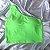 Cropped Ombro Só - Verde Neon Claro - Imagem 4