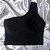 Cropped Ombro Só - Preto - Imagem 4