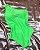 Body Ombro Só - Verde Claro Neon  - Imagem 3