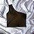 Cropped Ombro Só - Verde Militar - Imagem 4