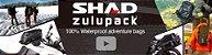 SHAD SW42 BOLSA LATERAL 100% IMPERMEÁVEL 18 LITROS ZULUPACK - TOTAL 36 LITROS - Imagem 8