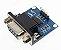 Módulo DB9 Conversor MAX232 RS232 TTL Serial - Imagem 1