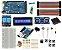 Kit Mega CH340 Automação Residencial - Ethernet / Wifi Compatível Com Arduino - Imagem 1