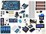 Kit Mega CH340 R3 Master Versão 2 Ethernet Wifi Automação Compatível Com Arduino - Imagem 1