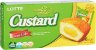 Custard Cake Bolo de Creme Lotte - Imagem 1