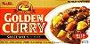 Golden Curry Amakuchi Suave 220g S&B - Imagem 1
