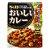 Karê Instantâneo Nattoku Oishii Curry Karakuchi Forte 180g S&B - Imagem 1