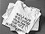 Nunca ache ...| t-shirt & babylook - Imagem 3