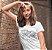 Amigx da onça - preta| t-shirt ou babylook - Imagem 2