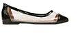 Sapatilha Transparente AKCalçados - Imagem 3