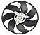 Ventilador do Radiador KA New Fiesta EcoSport 7 Pás - Imagem 2