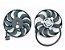 Ventilador do Radiador Audi A3 99> VW Golf 1.6 03>06 Fox 2007 Em diante - Imagem 1