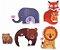 Jogo de Quebra-cabeça de Animais e Filhotes - Imagem 1