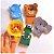 Brinquedo Educativo Fantoche De Dedo - Dedoches Animais Selvagens - Imagem 4