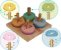 Prancha de Seleção Passa Círculos - Jogo de Encaixar Peças - Imagem 7