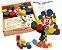 Palhaço Equilibrista - Brinquedo Educativo de Equilíbrio - Imagem 4