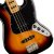 Contrabaixo Fender Squier Classic Vibe 70s Jazz Bass Sunburst - Imagem 3