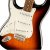 Guitarra Fender Canhoto Squier Classic Vibe 60s Stratocaster Sunburst - Imagem 2