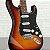 Guitarra Fender Mexicana Player Stratocaster Plus Top PF Tobacco Burst - Imagem 2