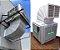 Climatizador De Ar Evaporativo Industrial Comercial Completo Com Duto e Grelha Eletrônica Para 250m² - Imagem 1