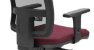 Cadeira Presidente BRIZZA Tela Ergonômica Base nylon - Imagem 2