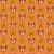 Fralda ecológica - Laranja - Lobo-Guará e Mico-Leão-Dourado - Imagem 3