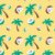Fralda ecológica - Amarelo - Coco - Imagem 3