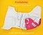 Fralda ecológica - Amarelo - Boneca de Pano - Imagem 4