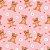 Fralda ecológica - Brinquedos - Rosa - Ursinha - Imagem 3