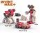 Brinquedo de montar Playou Invent Mais Robo Buzz 40 peças - Imagem 3