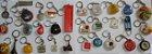Chaveiro Lote 30 Chaveiros Antigos De Coleção Vários Modelos e Tipos K1 - Imagem 5