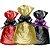 Saco Para Presente Texturizado / Soft 25x37 C/50un - Imagem 1