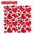 Saco de Presente CROMUS - Amo Você Vermelho - Imagem 1