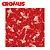 Saco de Presente CROMUS - Amoroso Vermelho - Imagem 1