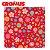 Saco de Presente CROMUS - Jardim Colorido - Imagem 1