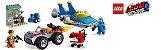 LEGO Movie - Oficina de Construção e Conserto do Emmet e Benny - Imagem 2