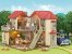 Mini Van Azul Sylvanian Families - Epoch - Imagem 6