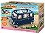 Mini Van Azul Sylvanian Families - Epoch - Imagem 1
