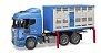 Caminhão Transportador De Animais Scania R-series - Bruder - Imagem 5