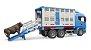 Caminhão Transportador De Animais Scania R-series - Bruder - Imagem 1