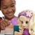 Boneca Baby Alive Penteados Diferentes Loira - Hasbro - Imagem 4