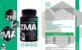 ZMA Muscle Formula - 90 cápsulas - Imagem 3